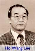 Dr. Ho Wang Lee